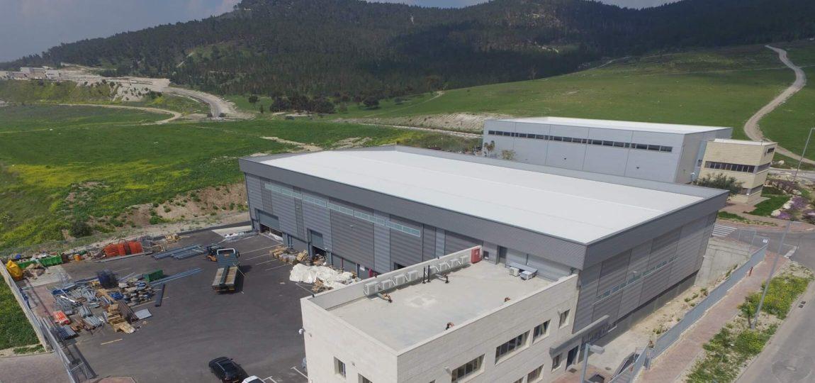 הרחבת מפעל זתא פארק צרעה